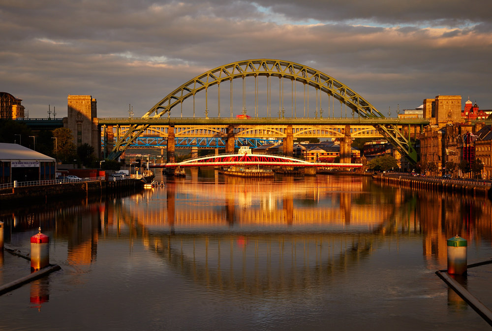 Bridges, Gateshead & Newcastle upon Tyne, England
