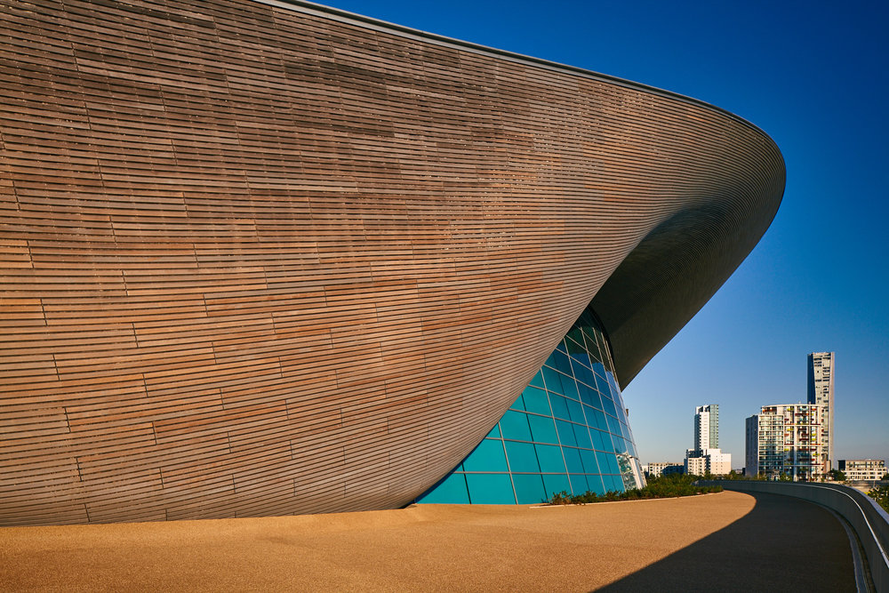 London Aquatics Centre, Stratford
