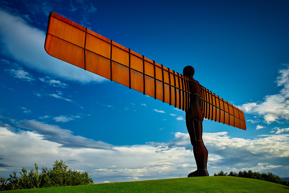 Anthony Gormley – Angel of the North