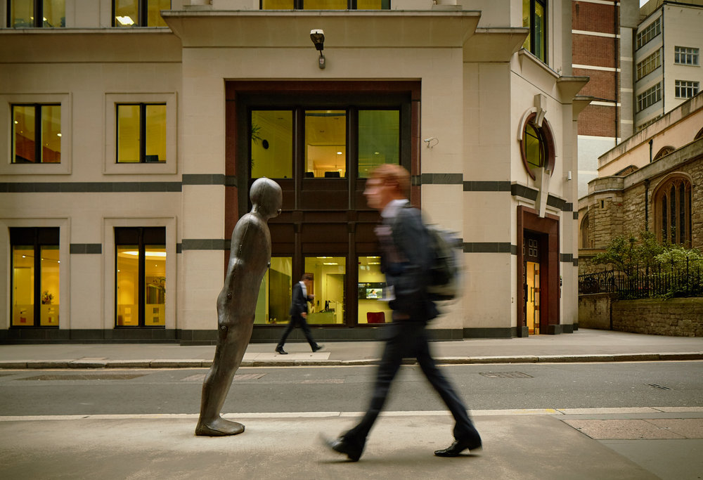 Anthony Gormley – Parallel Field