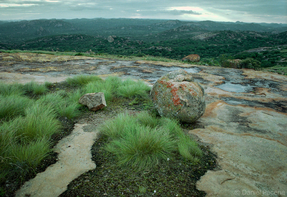 Malindzimu hill (dwelling place of the generous spirits)