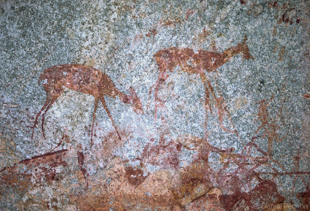 Nswatugi cave painting