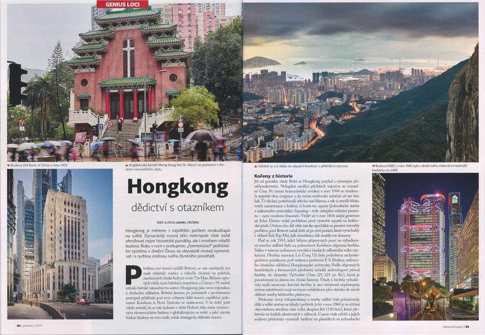 Hong Kong Architecture_Xantypa