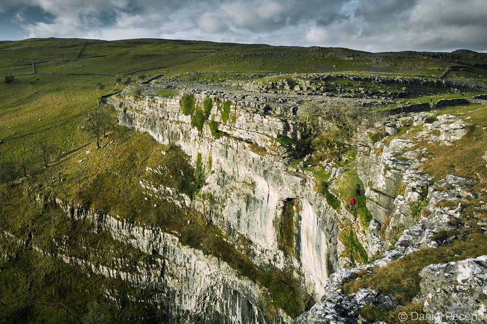 Malham cove (Winter 2017)