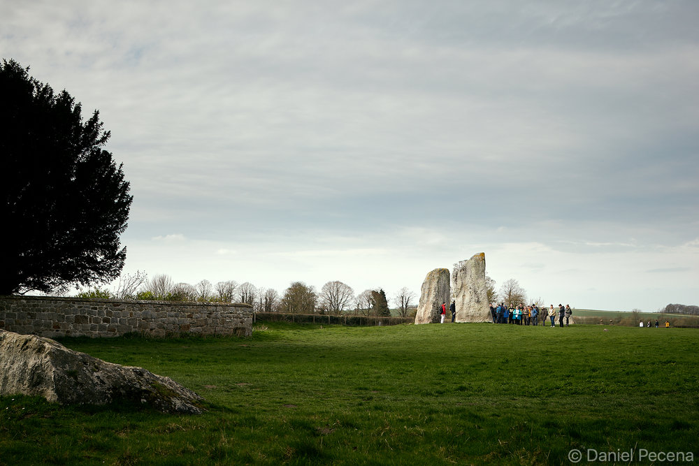 Avebury stone circle (fragments), Wiltshire