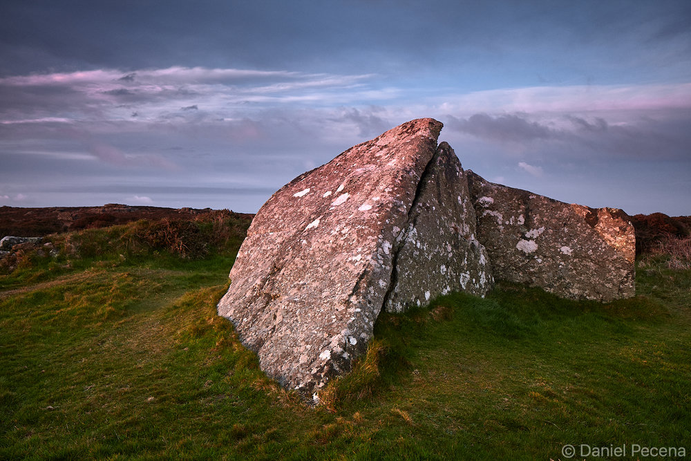 Zennor Quoit, Cornwall