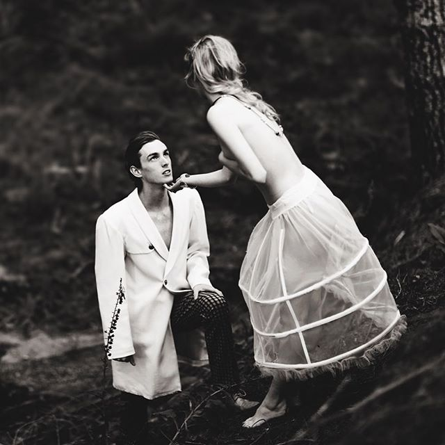 Muses from an old exhibition + editorial/interview. Currently redesigning my website. 🍓 . Ft menswear by Grant Davy #beauty #forests #woods #blackandwhite #fineart #woodnymph #newzealand #fashionshoot #model #modelling #femalemodel #girl #girlmodel #instadailyphoto #photooftheday #photoshoot #instadaily #instagood  #fashionphotography #fashion #fashionshoot #fashioneditorial #editorial #nymph