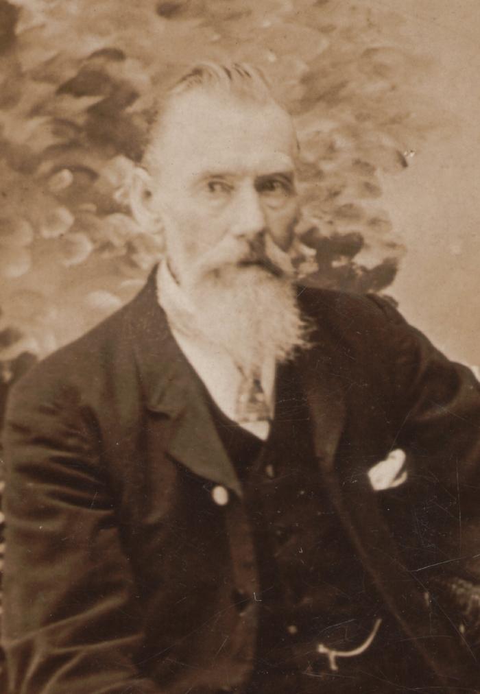 Hannah's husband, Gwynne Thomas