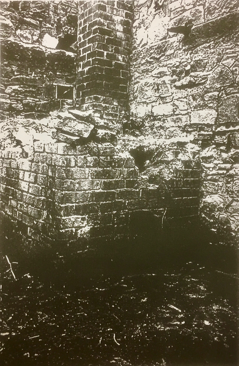 """Midwood distillery's """"Copper and Chimney""""  Image from  Heritage Report, 40 Macfarlane Street , 1994 in TAHO"""