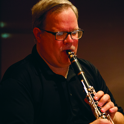 WILLIAM KIRKLEY, CLARINETS