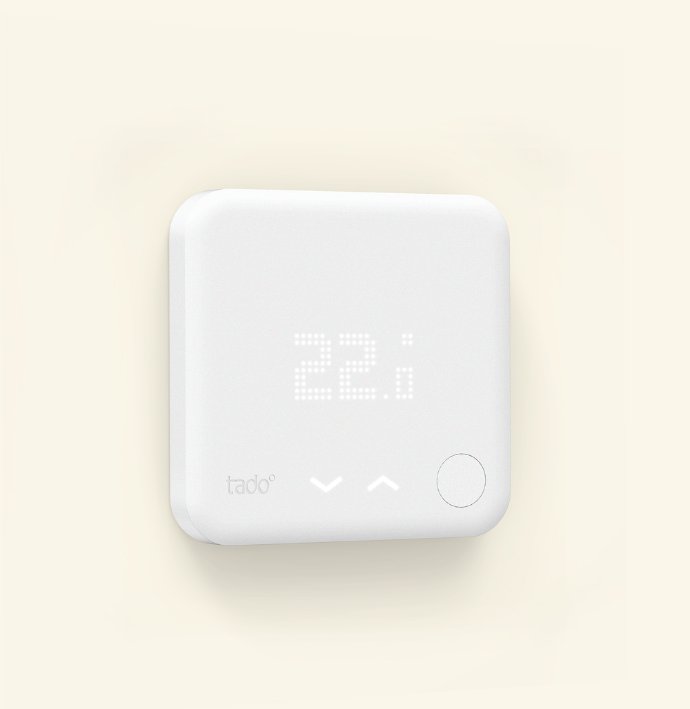 tado° Smart Thermostat front angle.png