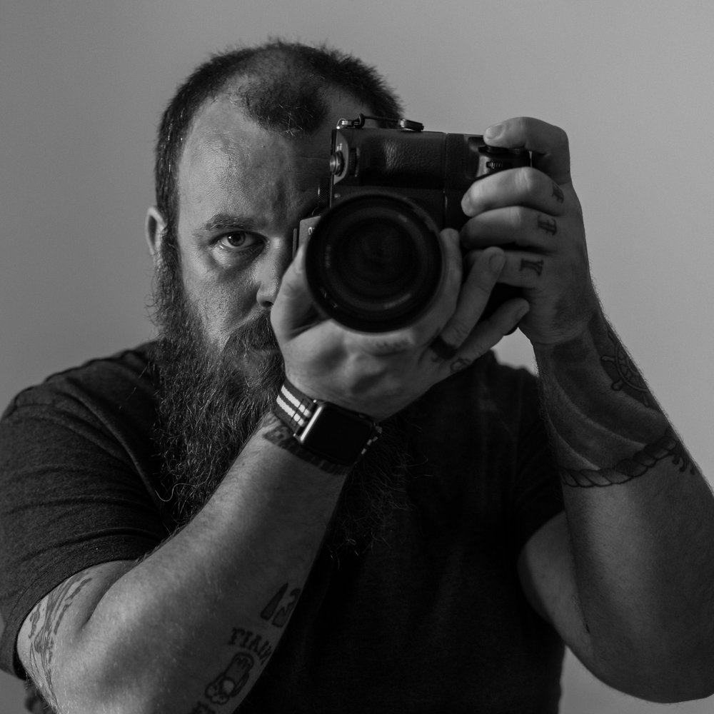 Joshua W Helms - is a professional photographer and videographer currently residing in Bastrop, TX with his wife Andrea and their daughters, Lydia Belle and Betsy Lou.