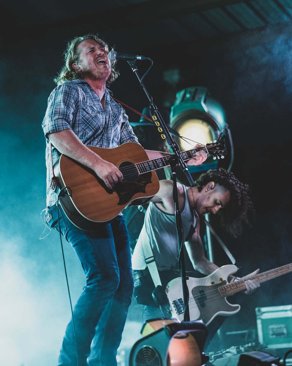 William Clark Green - Bastrop Homecoming - Mayfest Hill