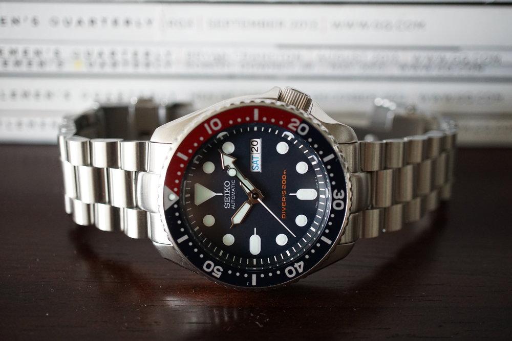 Seiko Diver ref SKX009