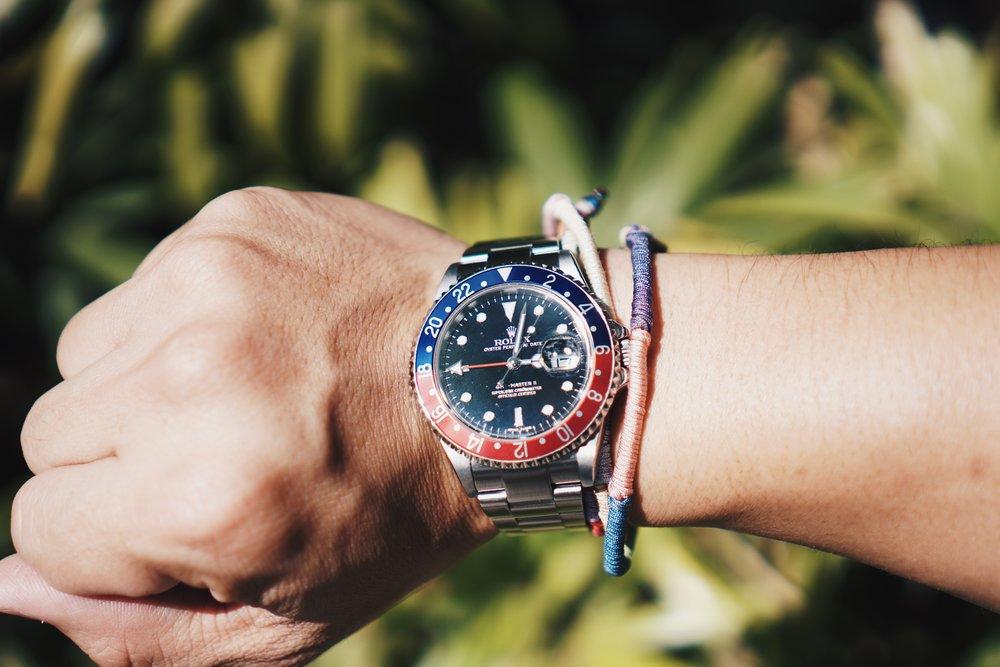 Rolex GMT-Master II ref 16710