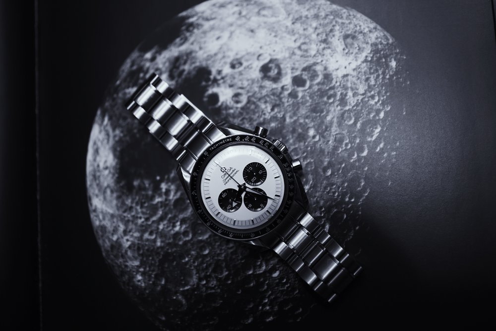 "Omega Speedmaster ""Panda Broad Arrow"" ref 3570.50"