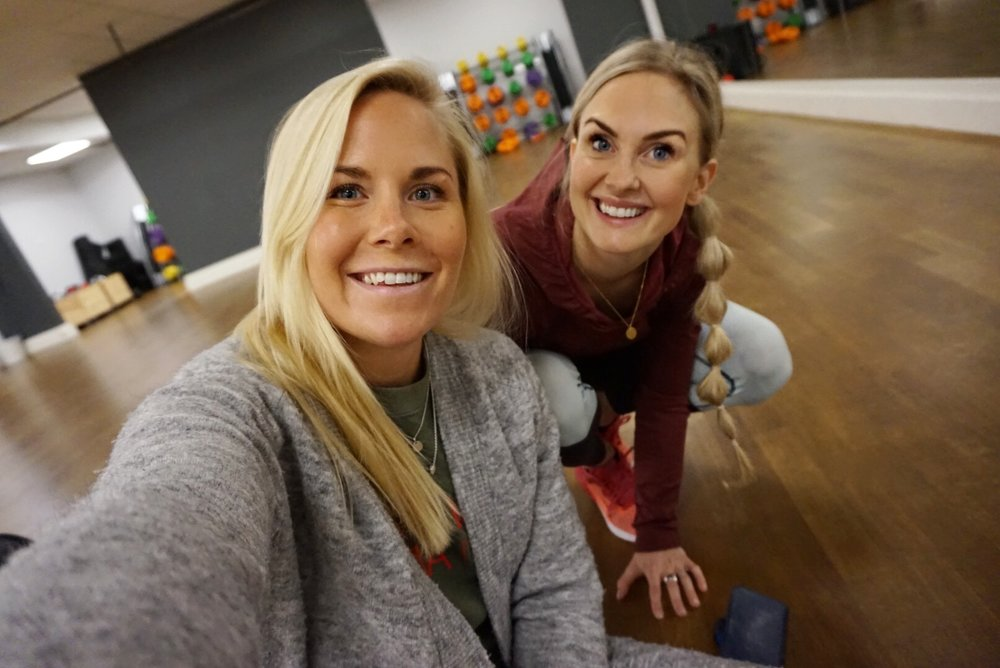 Silje Thorstensen – «my partner in crime»!