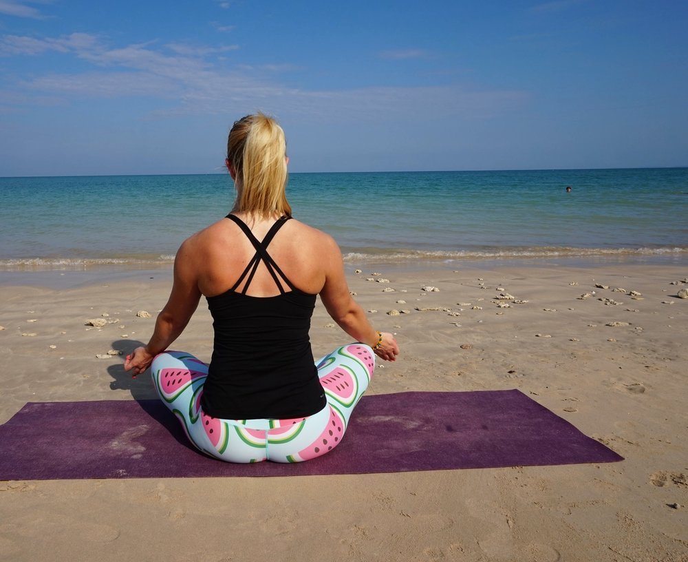 Ving Kickstart 2018 - Yoga - Styrke - Mindfulness