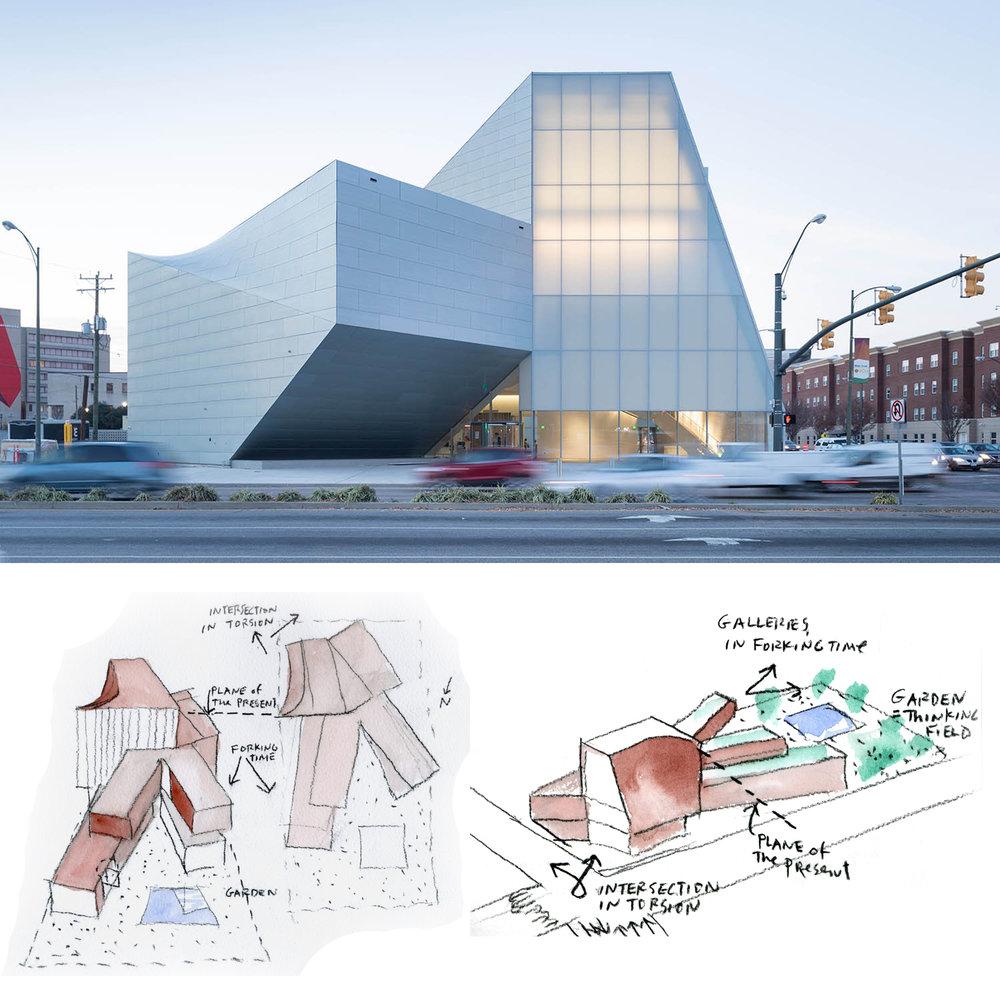 The Institute of Contemporary Art Virginia (2018)