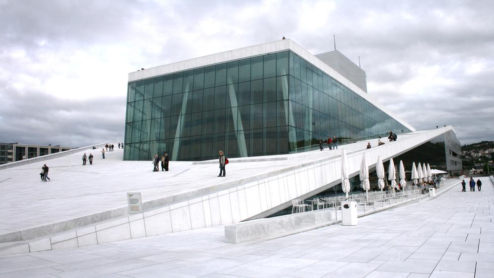 Oslo Opera House by Snøhetta  | Oslo, Norway