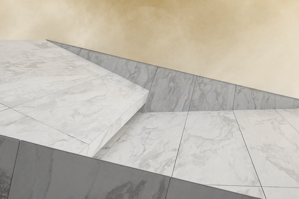 marble in architecture photo