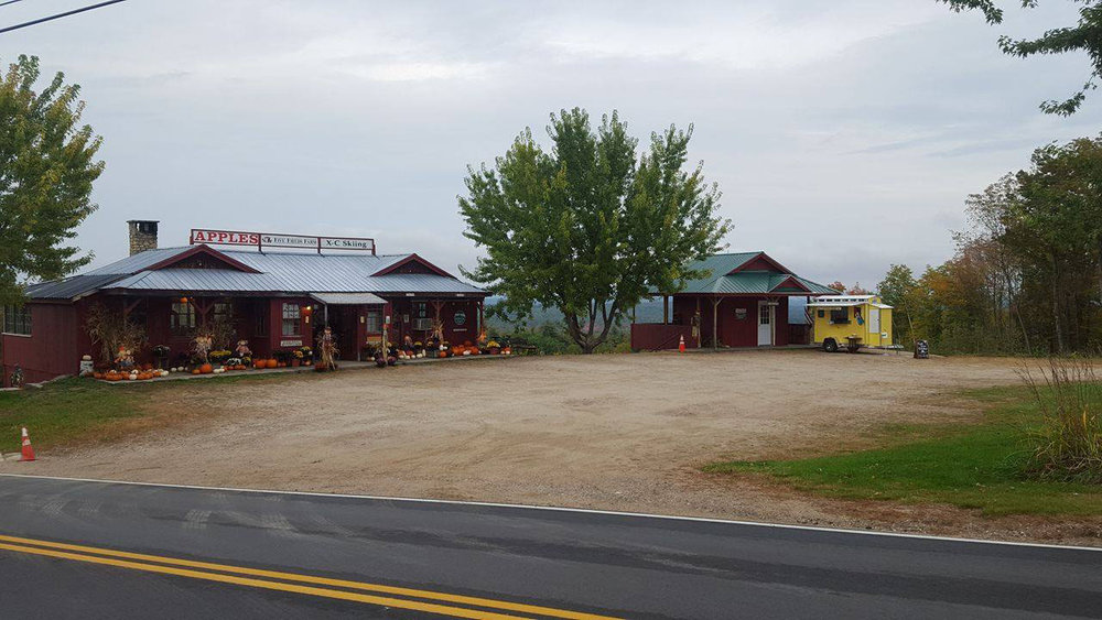 We love Five Fields Farms! - While you're coming out to get cobbler, pick some fresh apples at Five Fields Farms!