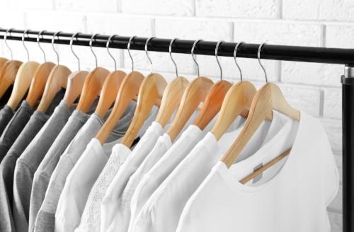 Streamlined Closet Hangers