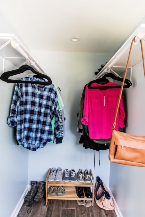 Streamlined Closet