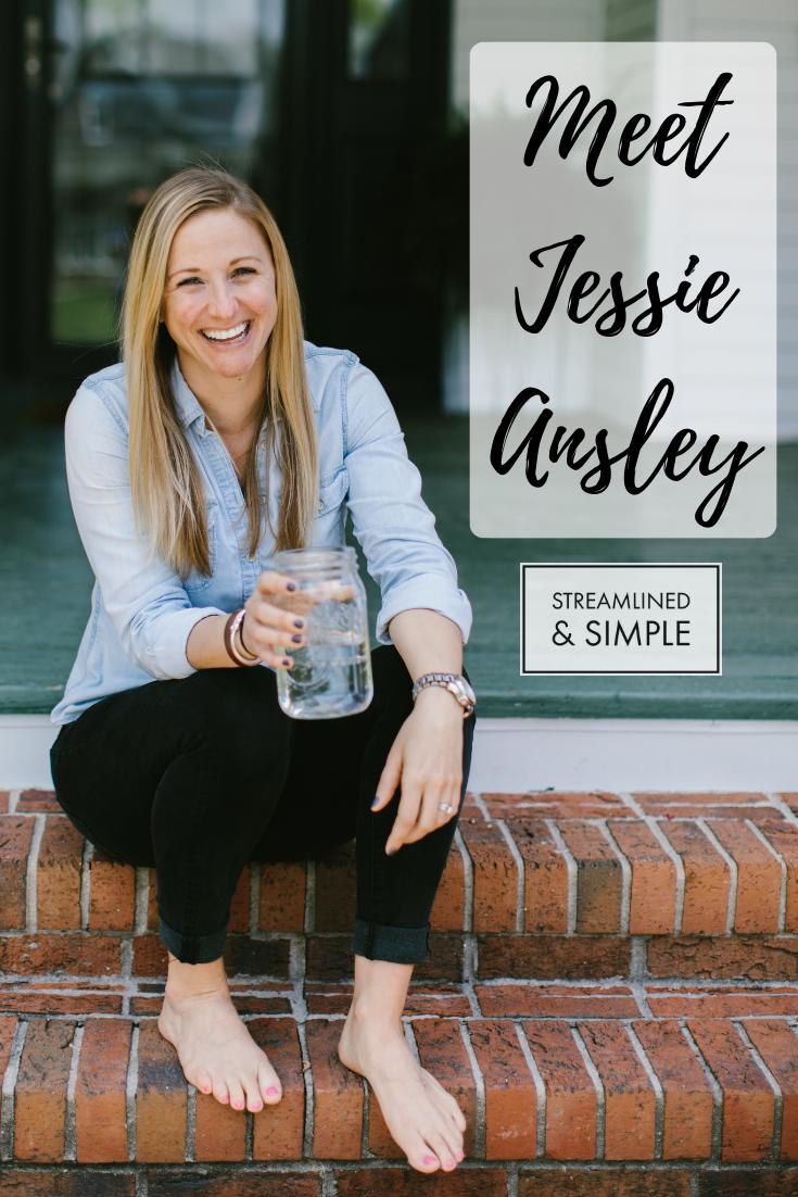 Meet Jessie Ansley