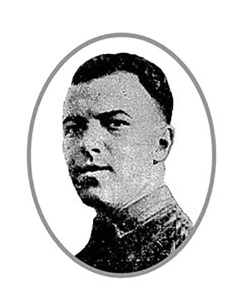 Private Henry Gilbert Costin was the first Maryland National Guardsman to earn the Medal of Honor. The National Guard Armory in Laurel is named in his honor.