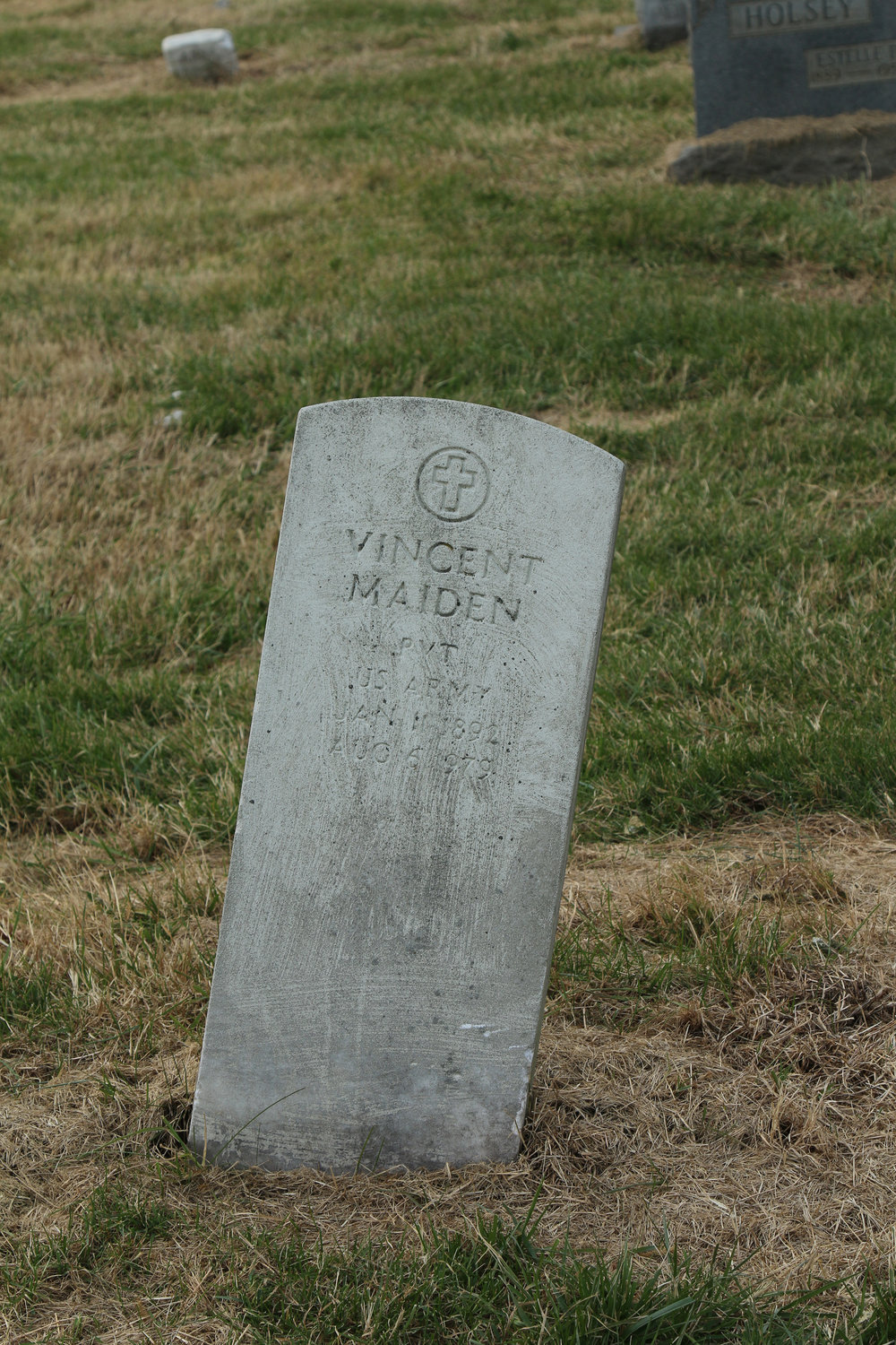 Pvt. Vincent Maiden