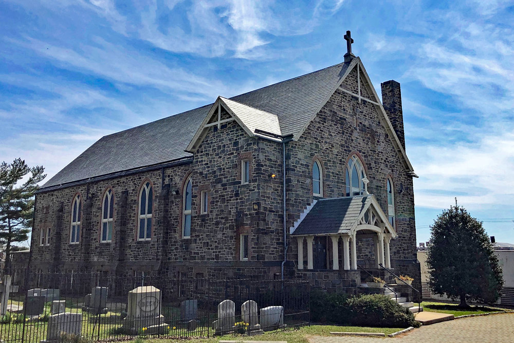 St. John's Episcopal Church former school