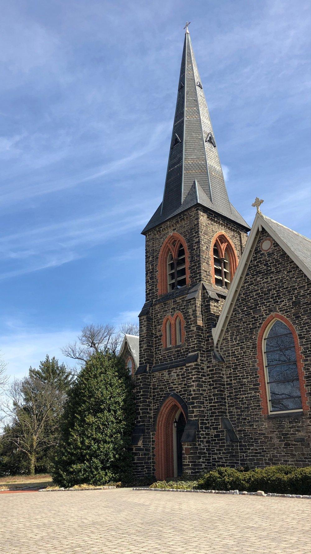 St. John's Episcopal Church, Waverly