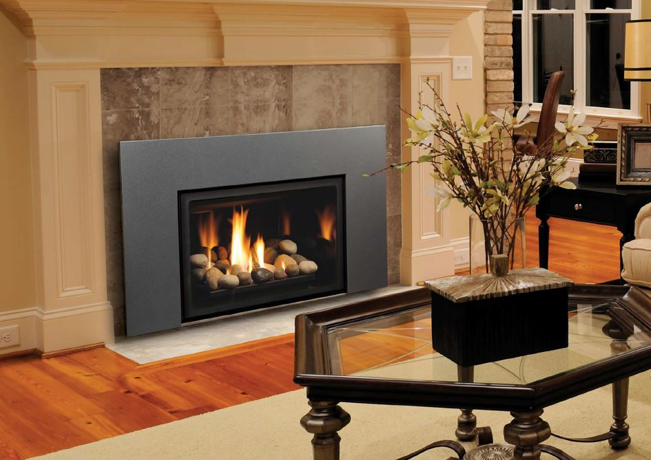 Transform your existing wood burning fireplace into an updated focal point with the Capella insert. Beautifully crafted, the Capella features the expansive Clean View and adapts easily to your style.