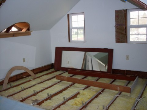 attic: before