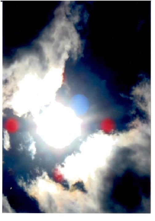 Questa foto è stata un attacco solare il 16 di Agosto 2015 dai nemici di Biondi