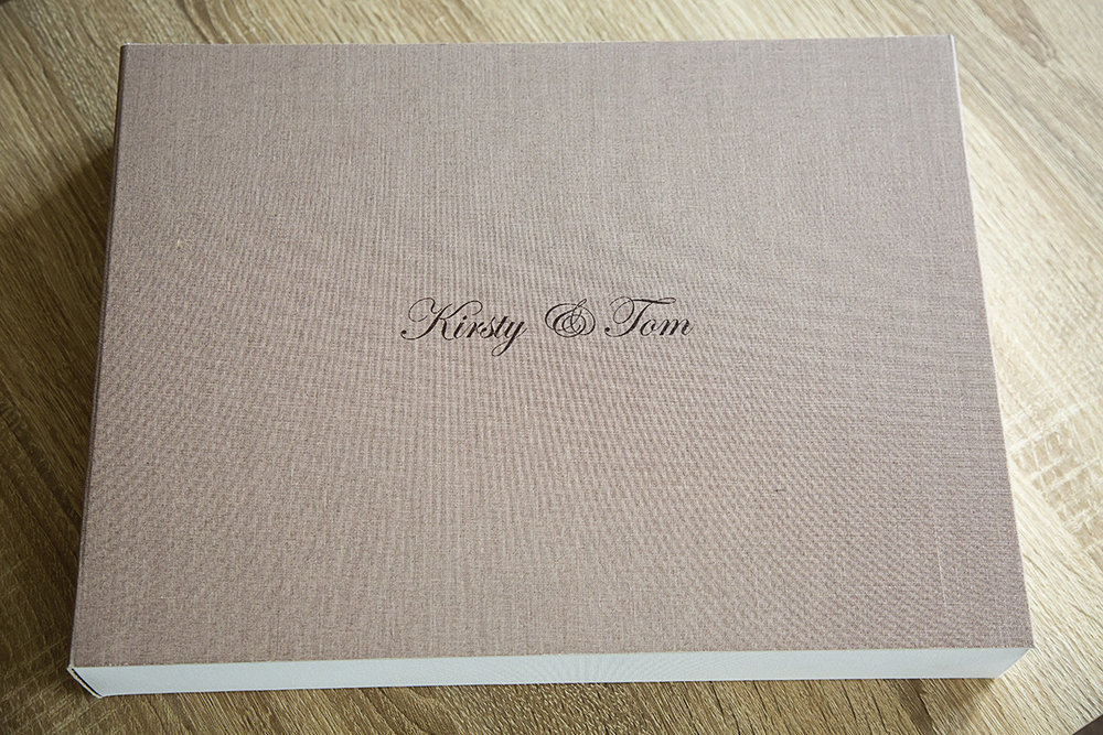 Wedding Album box by Graphistudio