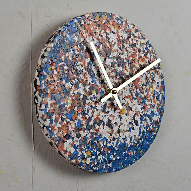 "Visit HERE WE ARE, a contemporary art exhibition, at ECCO event space this Memorial Day weekend. 6 Michigan artists and designers contributed to the show, and a selection of their work is pictured as follows:⠀ .⠀ Small clock by @helloThingThing ; recycled plastic ; 9""⠀ .⠀ 'Meari' by @LukeMack9 ; oil on canvas ; 36"" x 48""⠀ .⠀ 'Limo' by @ChristopherGideon ; latex on canvas ; 60"" x 46""⠀ .⠀ 'Afghan Abstracted no. 1' by @FeliciaForte ; oil on panel ; 11"" x 11""⠀ .⠀ 'You could at least offer me an Oreo.' by @DylanEvansWeiler ; oil and gold leaf on aluminum ; 8.25"" x 11.75""⠀ .⠀ 'allisrevealed' by @SpencerMcQueenArt ; charcoal and oil on canvas ; 47.5"" x 67""⠀ .⠀ .⠀ .⠀ .⠀ .⠀ #feliciaforte #spencermcqueen #dylanevansweiler #thingthing #christophergideon #lukemack⠀ .⠀ #artforsale #hereweare #gallery #oiloncanvas #detroitart #figurativeart #abstractart #abstract #collector #exhibit #traversecity #fineart #exhibit #traversecity #fineart #interiordesign #painting #artist #contemporaryart #artdealer #creative #artwork #eccoeventspace"