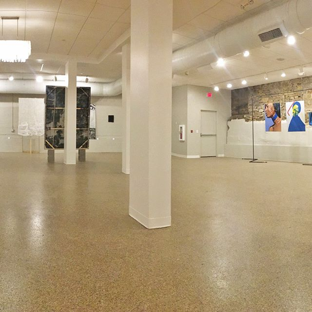 Closing in the last few hours of HERE WE ARE. Thanks to all those who helped make this a great show! :) . . . . . . . . . #artforsale #instaart #hereweare #gallery #oiloncanvas #detroitart #figurativeart #collector #exhibit #traversecity #fineart #collector #exhibit #traversecity #fineart #interiordesign #painting #artist #contemporaryart #artdealer #creative #artwork #eccoeventspace