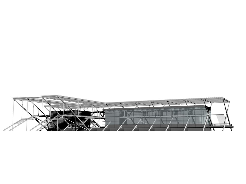 NASA Visitor Pavilion