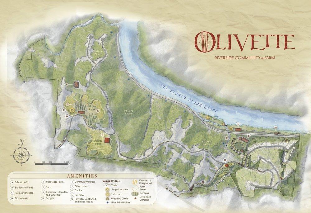 OlivetteMasterPlan