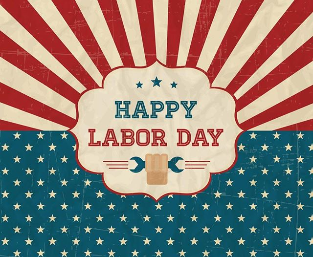 Happy Labor Day y'all! #OlivetteLife