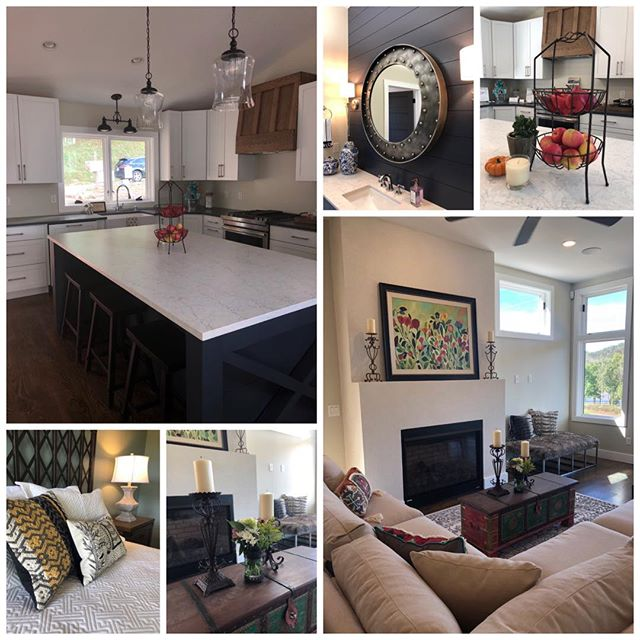 Visit Olivette's new model home at 16 River Run from 1-5 today on the 2018 Parade of Homes tour #ashevilleparadeofhomes #avlparadeofhomes #avlparade #ashevillehba #828isgreat @acsmithdesigns