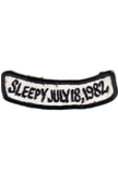 SLEEPY  07-18-1982  LOS ANGELES