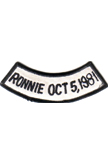 RONNIE  10-05-1981  CEN. CAL