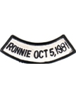 RONNIE  10/05/1981  CENTRAL CALIFORNIA