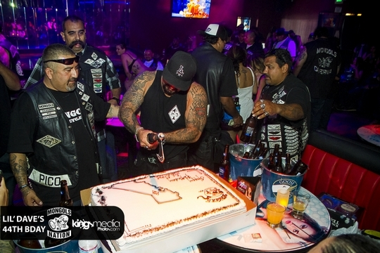 LIL DAVE's 44th BDAY -