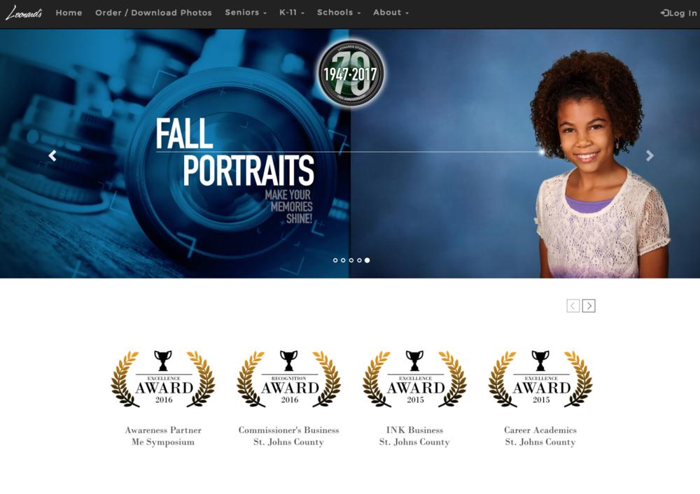 Graphic Design Marketing Emma Keating Photography