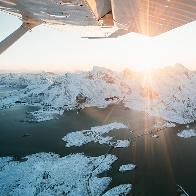 Flying in small planes is such an incredible experience after having flown commercial.  Thoughts on small planes everyone? Scary, great, the best?