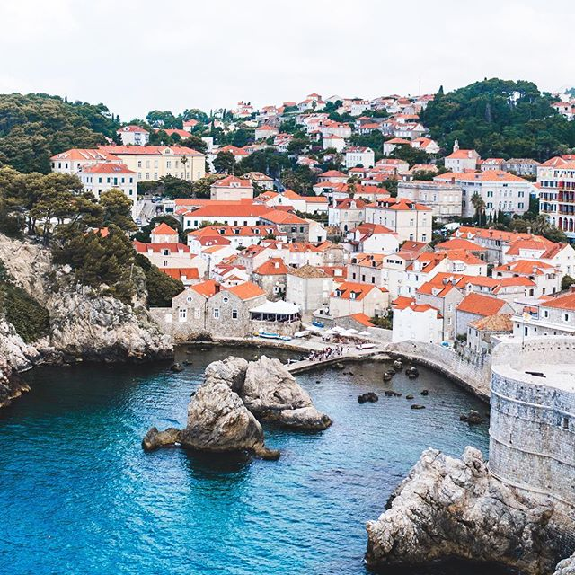 There's no doubt Croatia is absolutely stunning, but holy smokes is there a lot of tourism here. Worth checking out but I'd recommend also visiting the other less touristy seaside countries in the Balkans as well.